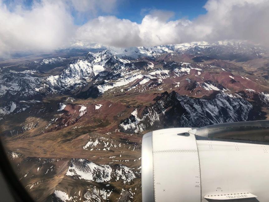 [苗旅] 秘魯-那些飛來飛去的事。南美智利航空國內線