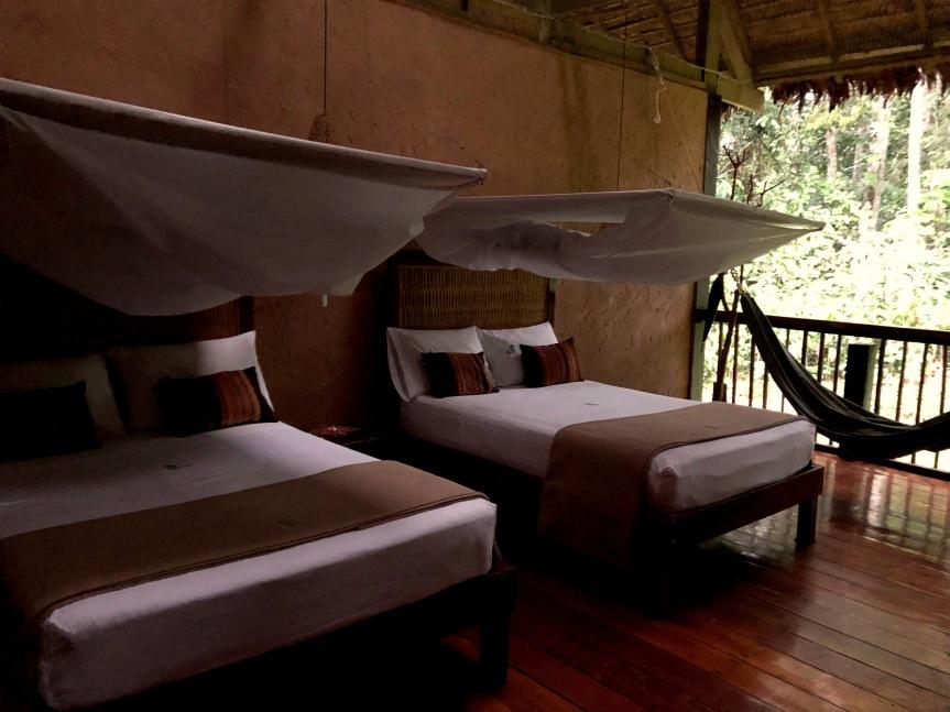 [苗旅] 秘魯-來去亞馬遜雨林住一晚:Posada Amazonas雨林小屋旅館