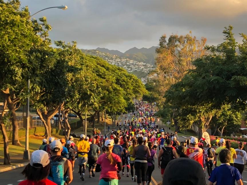 [苗旅] 夏威夷-2018檀香山馬拉松Honolulu Marathon